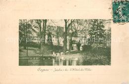 13502835 Cognac Jardin De L'Hotel De Ville Cognac - Non Classés