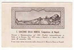 Santino Antico San Giacomo Della Marca Da Napoli - Religione & Esoterismo