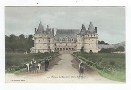 CPA 76 Mesnières En Bray Château De Mesnières 43 - Mesnières-en-Bray