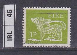 IRLANDA   1968Animali Simbolici 1 Usato - Usati
