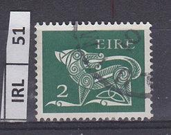 IRLANDA   1971Animali Simbolici 2 Usato - 1949-... Repubblica D'Irlanda