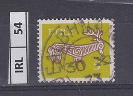 IRLANDA   1971Animali Simbolici 5 Usato - 1949-... Repubblica D'Irlanda