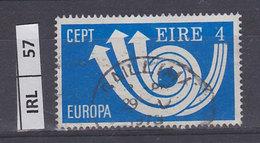 IRLANDA   1972Europa 4 Usato - 1949-... Repubblica D'Irlanda