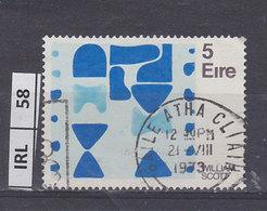 IRLANDA   1973Berlin Blues II Usato - 1949-... Repubblica D'Irlanda