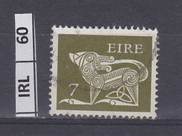 IRLANDA   1975Animali Simbolici 7 Usato - 1949-... Repubblica D'Irlanda