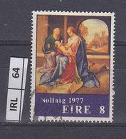 IRLANDA  1977Natale  8 Usato - 1949-... Repubblica D'Irlanda