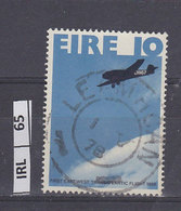 IRLANDA  1978Volo Transatlantico 10 Usato - 1949-... Repubblica D'Irlanda