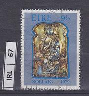 IRLANDA  1979Natale 9,5 Usato - 1949-... Repubblica D'Irlanda