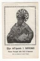 Santino Antico San Bartolomeo Apostolo Da Benevento - Religione & Esoterismo