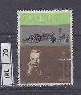IRLANDA  1981Ferguson, 15 Usato - 1949-... Repubblica D'Irlanda
