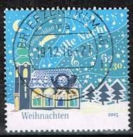 Bund 2015,Michel# 3183 O     Weihnachten - BRD
