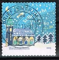 Bund 2015,Michel# 3186 O Weihnachten - [7] République Fédérale