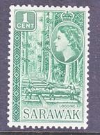 SARAWAK  197   **   TREE  LOGGING - Sarawak (...-1963)