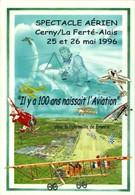 Spectacle Aérien - CERNY - LA FERTE ALAIS - Mai 1996 - Meetings