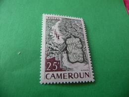 TIMBRE  CAMEROUN     N  309      COTE  1,40  EUROS    NEUF  SANS  CHARNIÈRE - Cameroun (1915-1959)