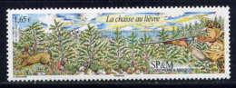 SPM - 937** - LA CHASSE AU LIEVRE - St.Pierre & Miquelon