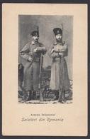 Salutari Din Romania - Armata Infanteriei - Regiment - Rumanien/Roumanie - Roumanie
