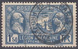 FRANCIA - FRANCE - 1927 - Yvert 245 Usato. - Frankreich