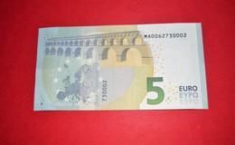 5 EURO M002C6 PORTUGAL - MA0062730002 - M002 C6 - UNC - NEUF - EURO
