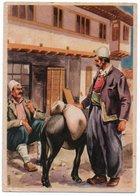 ALBANIE/ALBANIA - CASA TIPICA ALBANESE / ILLUSTRATORE LUBATTI - Albania