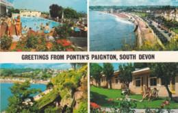 PAIGNTON -PONTINS  MULTIVIEW - Paignton