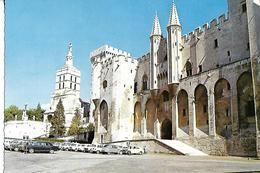 """VOITURE ANCIENNE  """"Citroen    2 Cv    PEUGEOT  404  RENAULT 4 L"""" Vaucluse Avignon - Cartoline"""