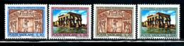 """Vatican City      """"Chruch""""     Set    SC# 379-82  MNH - Unused Stamps"""