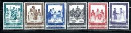 "Vatican City      ""Uganda Martyrs""     Set    SC# 404-09     MNH - Unused Stamps"