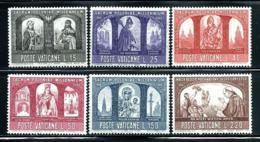 "Vatican City     ""Christianization Of Poland""      Set     SC# 433-38     MNH - Unused Stamps"