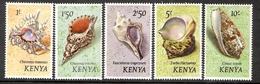 Kenya 1971 Shells Definitives Assorted To 10s MNH CV £6.35 (2 Scans) - Kenya (1963-...)