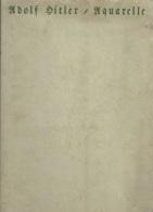 Adolf Hitler - 7x Aquarelle Mit Titel, Buchformat Als Mappe Ohne Text, Ca. 1914-1917   - 885 - Boeken, Tijdschriften, Stripverhalen