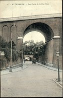 ETTERBEEK : Les Ponts De La Rue Gray   1910 - Etterbeek