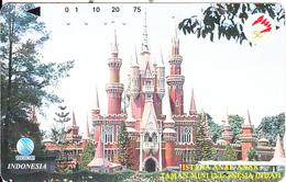 INDONESIA - Istana Anak-Anak, 02/96, Used - Indonésie