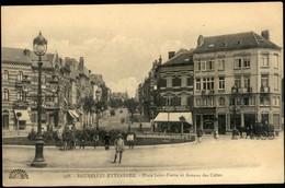 ETTERBEEK :  Place St Pierre Et Avenue Des Celtes  /  Belle Animation  !! - Etterbeek