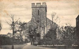 Seasalter Church Whitstable Eglise Postcard - Royaume-Uni