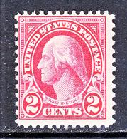 U.S. 634   Perf  11 X  10 1/2  *   1926-34  Issue - Ongebruikt