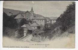73 - Le CHÂTELARD En BAUGES  (V46) - Le Chatelard