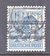 German 586 B   (o)  PRICED AS UNUSED - [7] Federal Republic