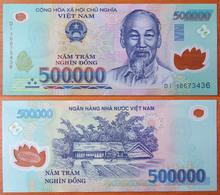 Vietnam 200000 Dong 2016 AUNC/UNC - Vietnam