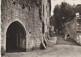 C. P. - PHOTO - VENCE - LE PORTAIL LEVIS - E 160 - PHOTOGUY - Vence