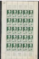 France Timbres De 1949 N°828 Choiseul Feuille Entière   Neuf ** Parfait Cote Des Timbres 32,50€ - Unused Stamps