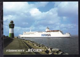 MS Rügen - Dampfer