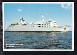 MS Rügen (TS-Line) - Dampfer