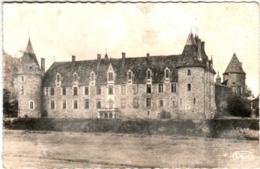 31pz 316 LE CHATEAU DE PRESSAC - Autres Communes