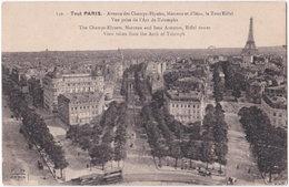 75. PARIS. Avenue Des Champs-Elysées, Marceau Et D'Iéna, La Tour Eiffel. 149 - France