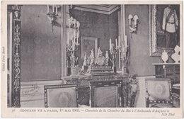 75. EDOUARD VII A PARIS, 1er MAI 1903. Cheminée De La Chambre Du Roi à L'Ambassade D'Angleterre. 36 - Non Classés