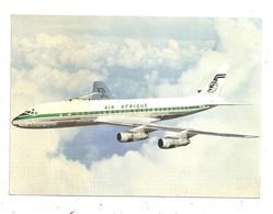 Air Afrique-Jet-DC8 Turbofan-(C.9698) - Avions
