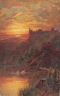 R075418 Landscape. Oilart Series. No. 2944. British Manufacture Throughout. Postcard - Cartes Postales