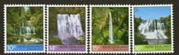 NEW ZEALAND, 1976 WATERFALLS 4 MNH - New Zealand