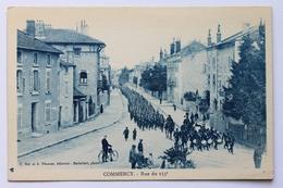 Rue Du 155e Régiment D'Infanterie, Commercy, France - Commercy